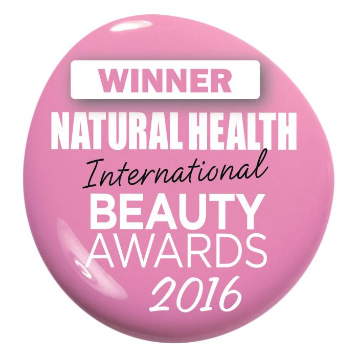 Natural Health award Urban Veda