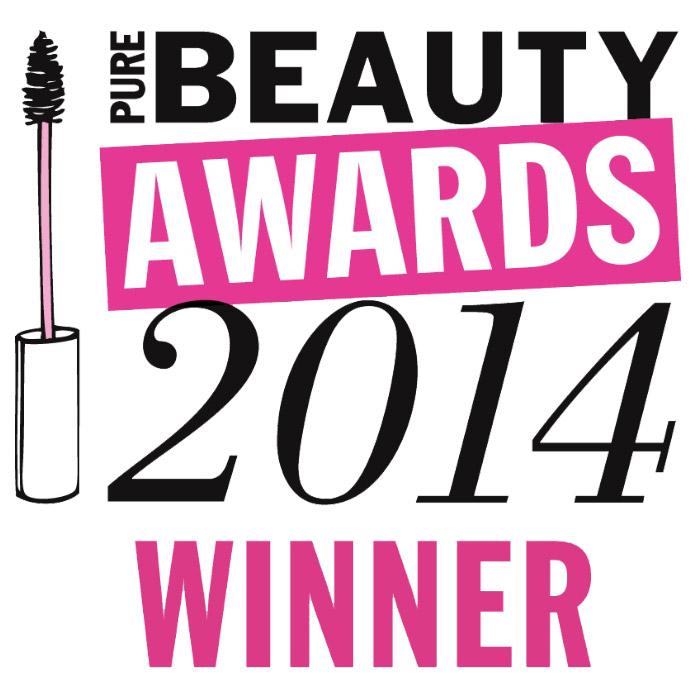 Pure beauty 2014 award Urban Veda
